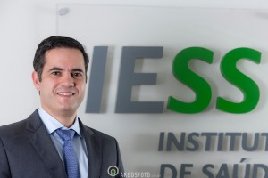 Luiz Augusto F. Carneiro, Superintendente Executivo do IESS | Foto Marcos Issa/Argosfoto