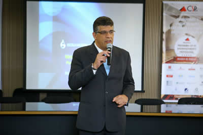 Palestrante Mauricio Morais