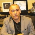 Presidente do Sindicato dos Corretores de Seguros de Alagoas, Edmilson Ribeiro