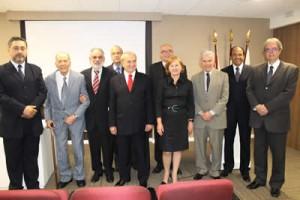 Nova diretoria da Associação Paulista dos Técnicos de Seguro (APTS)
