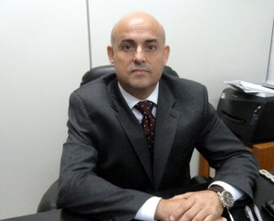 Fernando Menezes, diretor de Assistência 24h Delphos