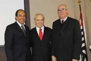 Hélio Opípari Jr, Osmar Bertacini e Evaldir Barboza de Paula