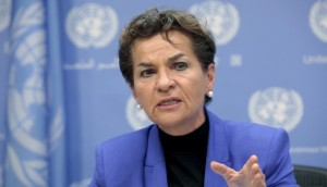 Christiana Figueres, secretária executiva da UN Framework Convention on Climate Change