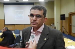 Presidente do Sincor, Erico Melo destacou a temática do prêmio | Foto: Portal Infonet