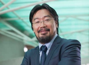 Masaaki Itakura -Diretor-Executivo de Estratégia Corporativa da Tokio Marine