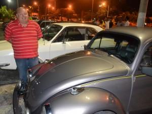 Sebastião Grangeiro Filho não possui seguro em seus carros antigos | Foto: Pedro Mesquita/G1