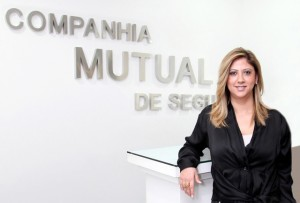 Superintendente da Mutual Seguros, Claudia Zalaf | Foto: Revista Apólice