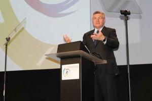 Marco Antônio Rossi, Presidente da Bradesco Seguros e também Presidente da CNSeg