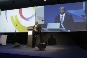 Ministro Joaquim Barbosa | Foto: Andreza Araújo