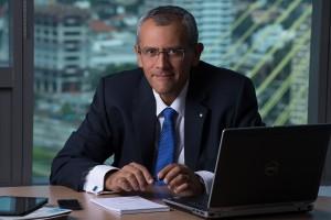 David Colmenares, o CEO para Seguros Gerais da Zurich Brasil